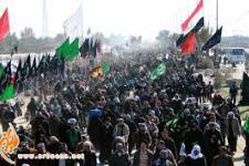 نماهنگ حامد زمانی برای پیاده روی اربعین